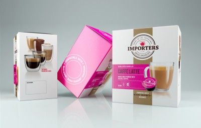IMPORTERS COFFEE CAPSULES PREVIEW