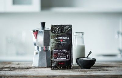 IMPORTERS ARTISAN COFFEE PREVIEW
